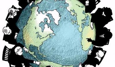 Risultati immagini per Mondialismo. Da ridere
