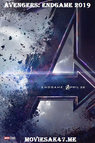 Download Avengers: Endgame (2019) English HD- CAMRIP 480p [500MB] || 720p [1.9GB]