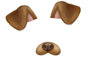 How To Put Dog Ears On Snapchat