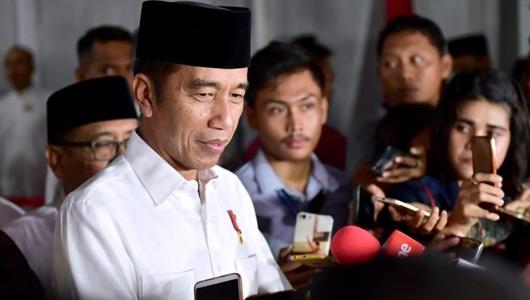 Percaya Sepenuhnya Kepada KPU, Jokowi: Negara Kita Ini Aturan Mainnya Jelas, Konstitusinya Jelas