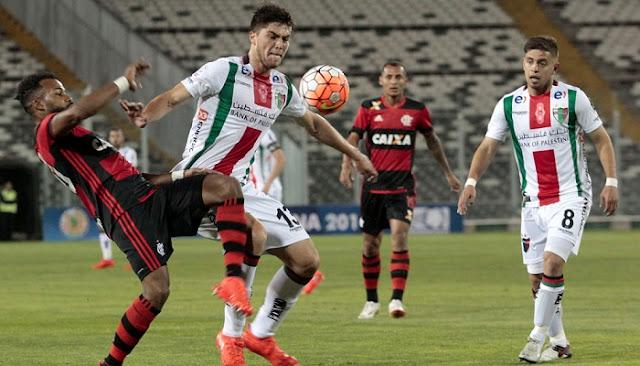 Palestino vs Flamengo en vivo