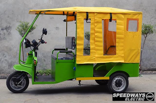 Musafir e rickshaw speedways