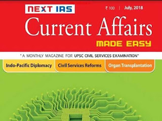 Made Easy Current Affairs Magazine July 2018 Edition Pdf Download
