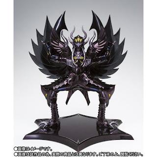 "Figuras: Abierto pre-order de Aiacos Garuda Myth Cloth EX de ""Saint Seiya"" - Tamashii Nations"