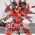Custom Build: 1/100 REDWORT