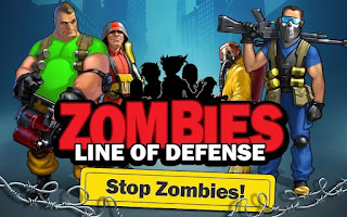 Zombie: Line of Defense v1.4 MOD APK+DATA