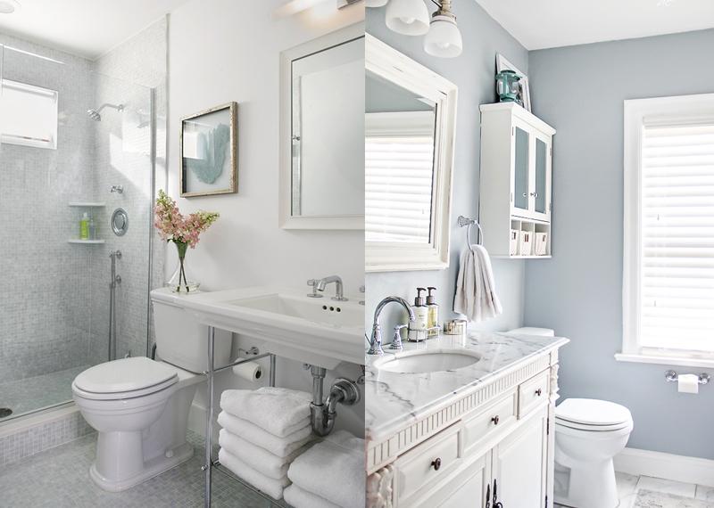 Decora o de banheiro sem azulejo id ias de acabamentos for Pintura azulejos barata
