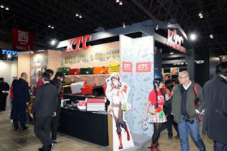 東京オートサロン 2019 KTC裏側