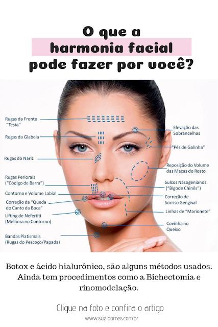 Tudo que você precisa saber sobre a harmonização facial