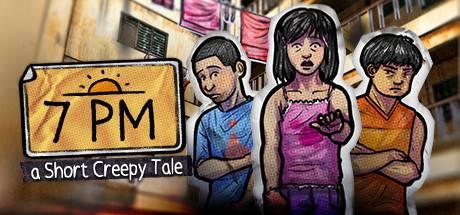 Short Creepy Tales: 7PM Crack