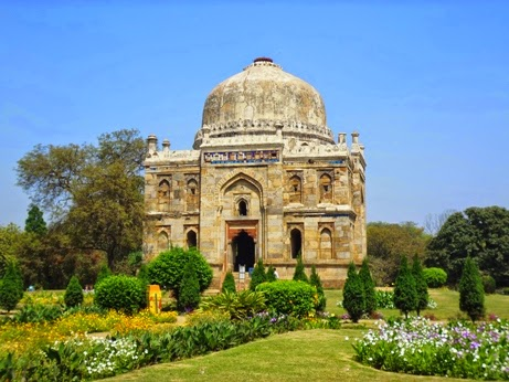 shees Gumbad at Lodi Garden