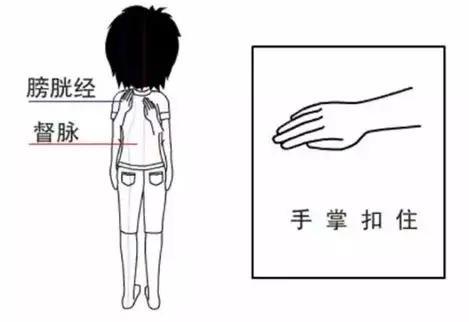 拍打後背好處多,常拍背部疾病少(春困)