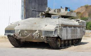 Tank Angkut Pasukan Namer