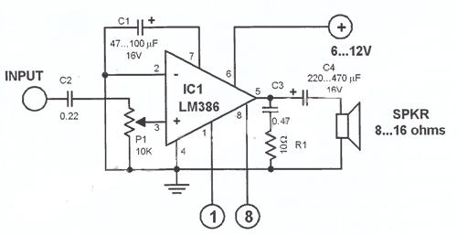 AmplifierCircuits.com: audio