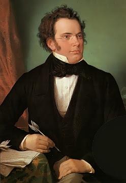 Franz Schubert portrait
