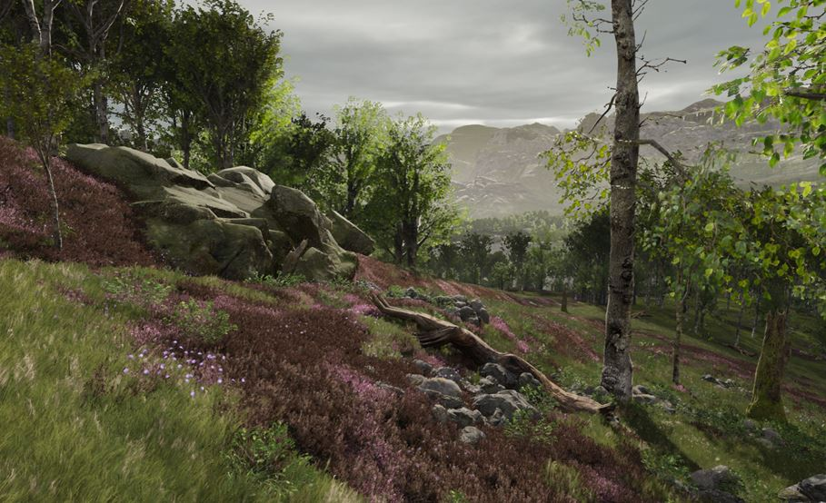 Download Unreal Engine 4 8   Computer Graphics Daily News