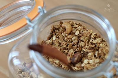 granola canela y cardamomo la dulce comarca