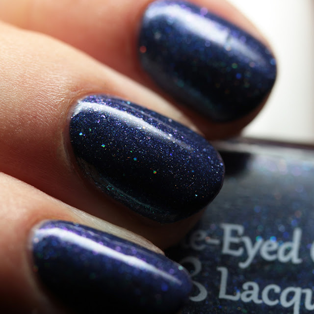 Blue-Eyed Girl Lacquer Luminous Matter