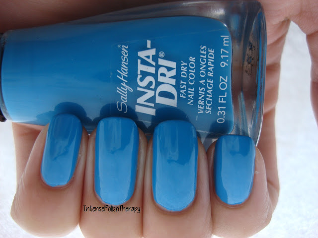 Sally Hansen - Brisk Blue