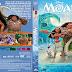 Capa DVD Moana