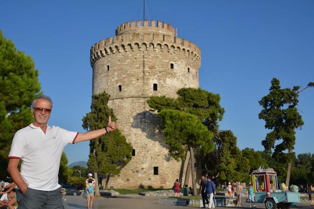 Selanik'in simgesi Beyaz Kule