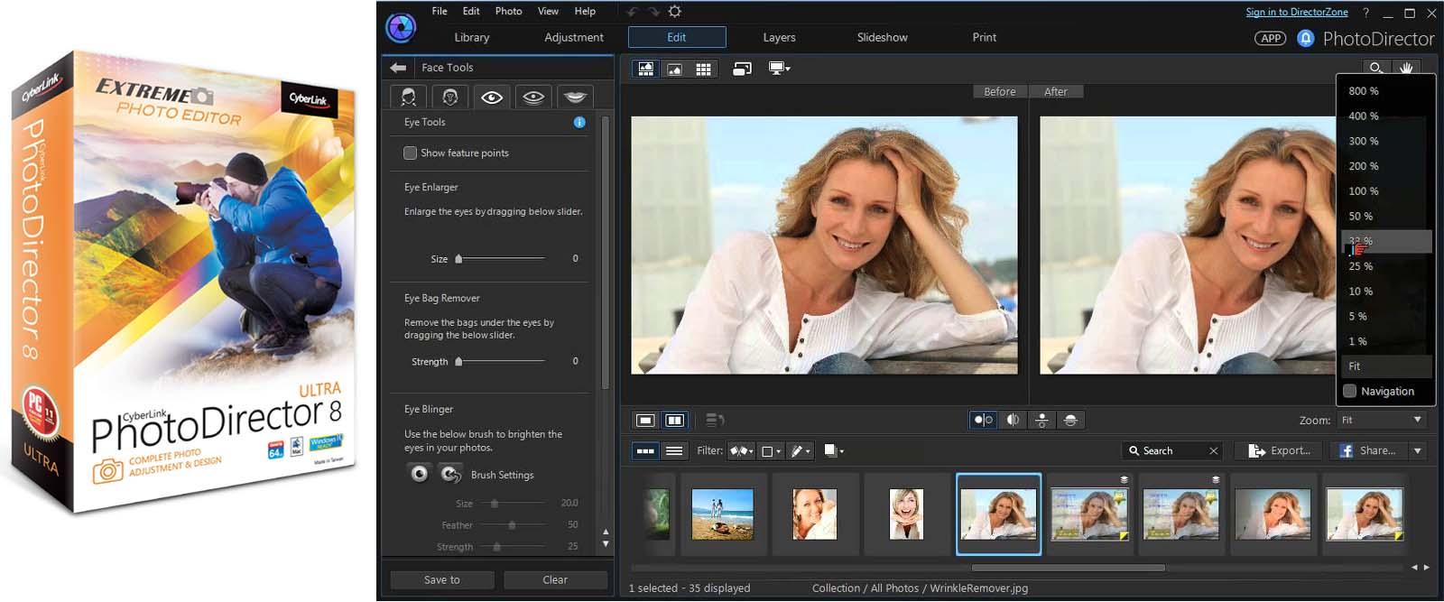 Cyberlink PhotoDirector
