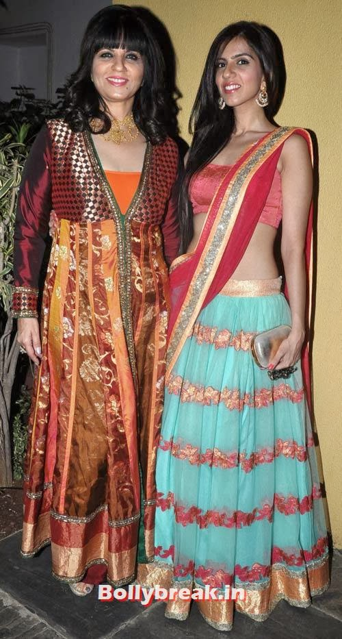 Neeta and Nishika Lulla, Sachiin Joshi and Urvashi Sharma's Diwali Party