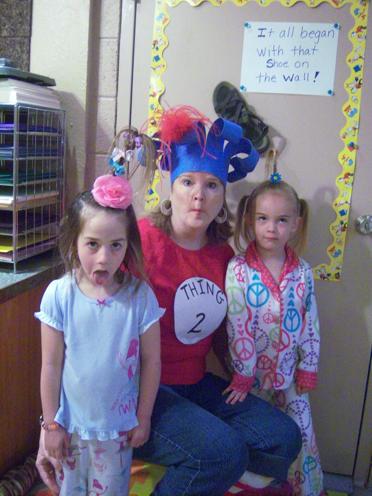 Preschool Wacky Wednesday Ideas