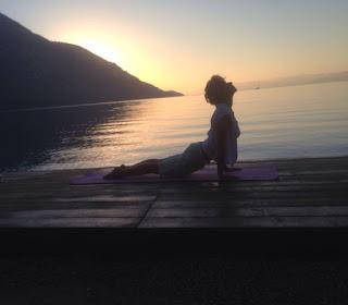 pelin gezek, yoga