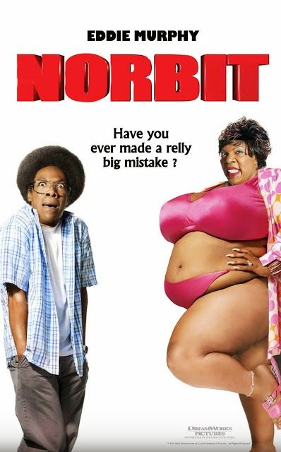 Norbit (2007) Dual Audio Hindi 350MB BluRay 480p ESubs