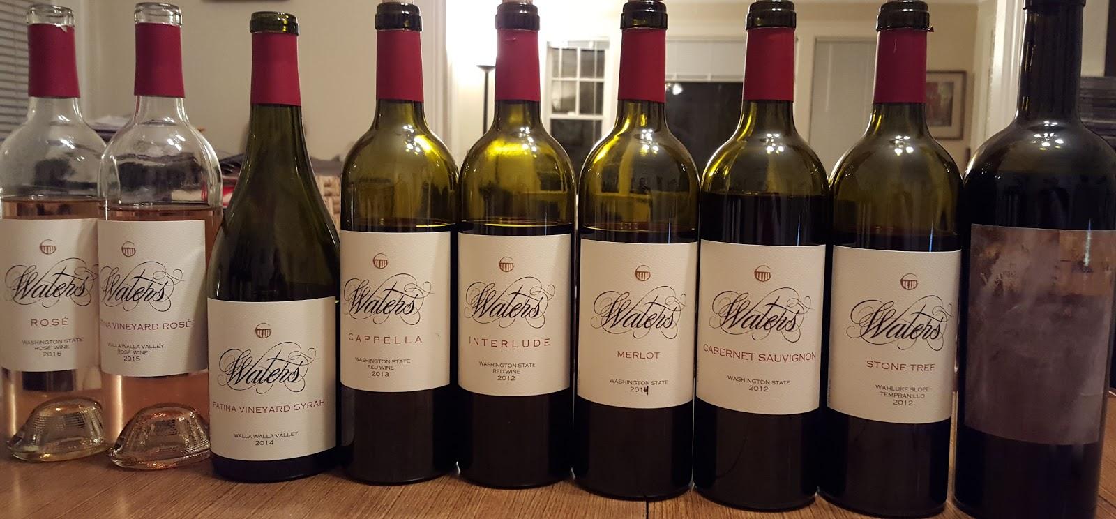 Sean P  Sullivan - Washington Wine Report: Wines of the