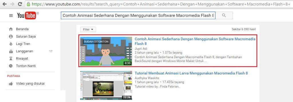 download video dari youtube lewat laptop