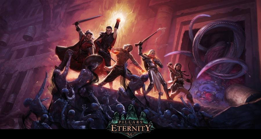 Pillars of Eternity Download Poster