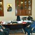 Στο Διοικητήριο Δομοκού ο Βουλευτής ΣΥΡΙΖΑ κ. Αθανάσιος Μιχελής