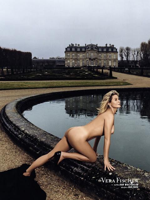 Fotos de Vera Fischer nua pelada na Playboy
