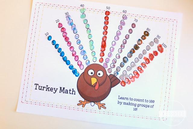 thanksgiving worksheets for kids