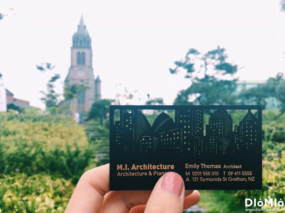 Unique Business Cards in Philadelphia Pennsylvania | DioMioPrint