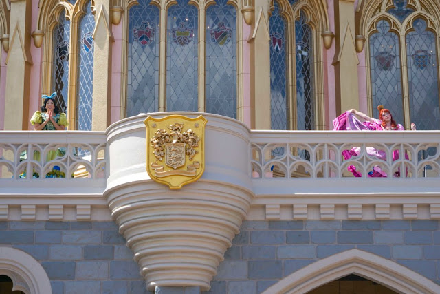 Anastasia and Drizella Re-imagined Meet and Greets, Disney Magic Kingdom Reopening Preview