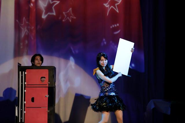 ジグザグ|女性マジシャン・アリス(有栖川 萌)|☆マジックショー・イリュージョン・和妻の出張・出演依頼受付中☆
