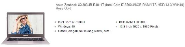artikel kali ini akan membahas mengenai harga laptop Asus Core i Harga Laptop Asus Core i7 RAM 8GB Terbaru
