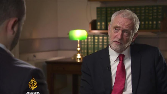 Jeremy Corbyn: NO vendan más armas a Arabia Saudí
