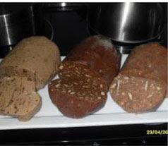 Salami o salchichón de chocolate Thermomix