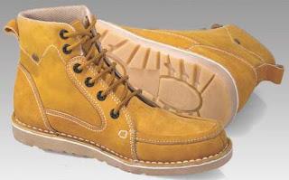 Sepatu Boot Cowok GOLFER Original 7817