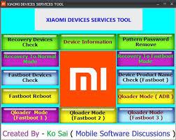 Xiaomi tools