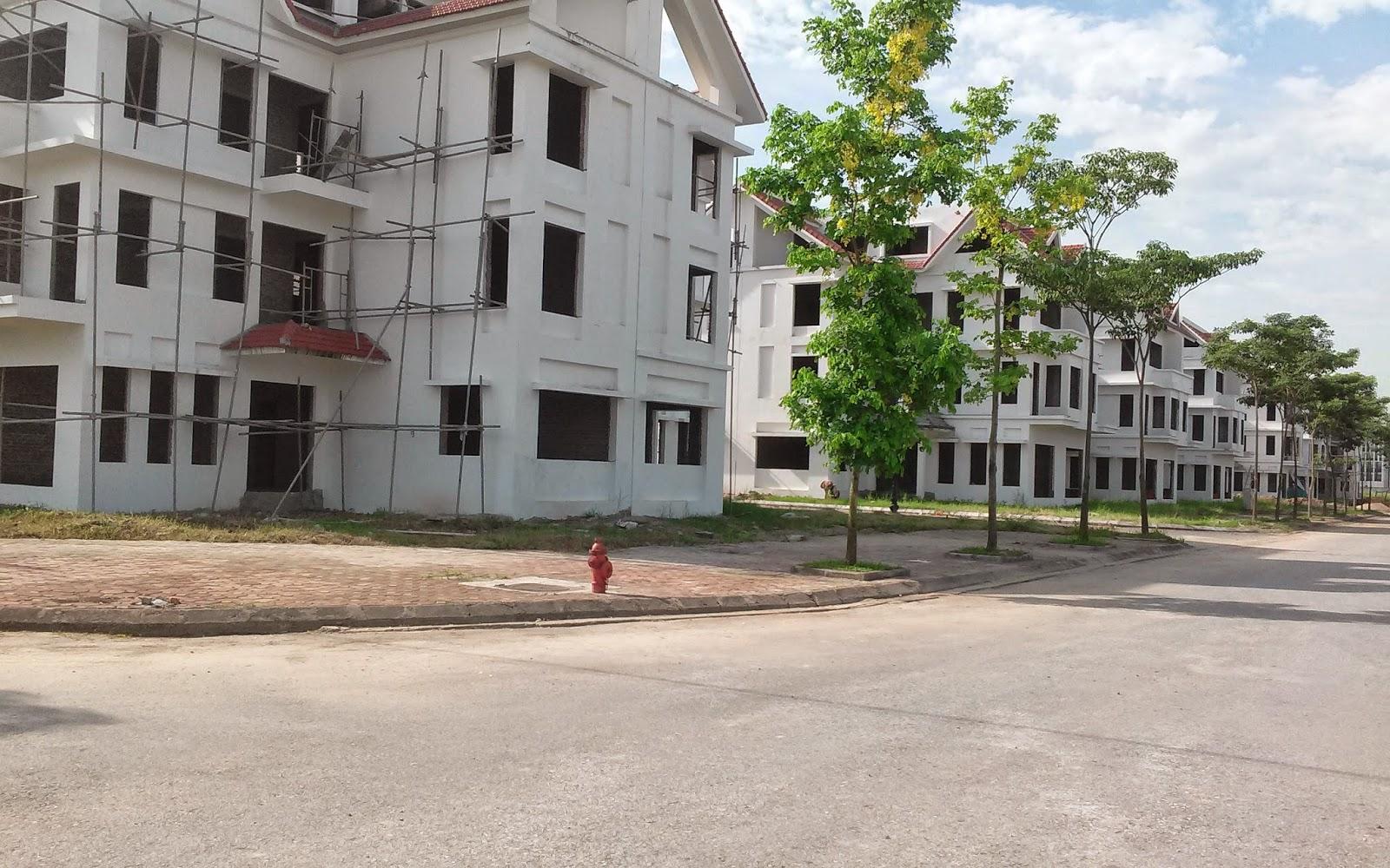 nhadatviet-org Biệt thự tại thành phố giao lưu
