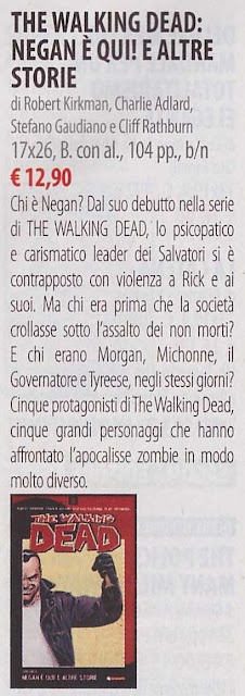 The Walking Dead: Negan è qui! E altre storie