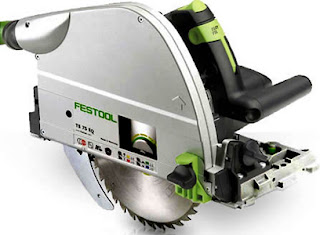 Festool TS75 saw