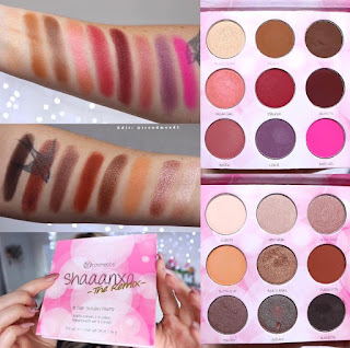 BH Cosmetics Shaaanxo Palette (Original and Remix)