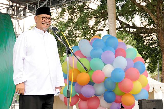 Deddy Mizwar: Bangunlah Peradaban dari Masjid!