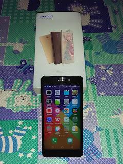 Smartphone Coolpad E502